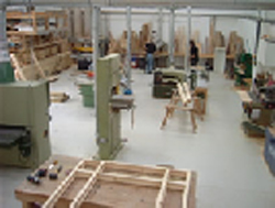 Our Joinery Shop